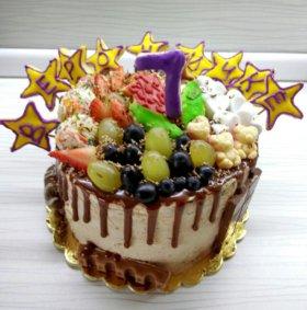 Вкусные торты
