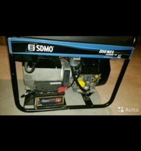 Генераторная установка SDMO 15000 TE дизель