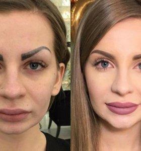 Делаю макияж : на юбилее , свадьбы, выпускные