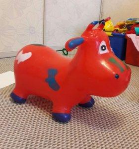 Прыгунок корова