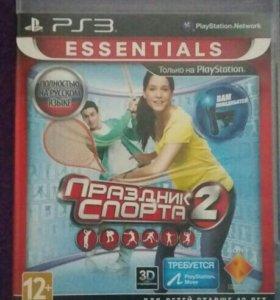 Игровой диск, на Ps 3.
