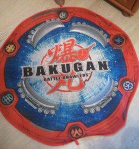 Поле для игры в Bakugan (Бакуган)