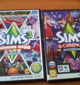 Продам Sims 3 дополнение