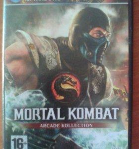 Компьютерная игра MORTAL KOMBAT