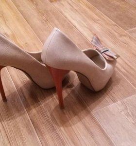 Туфли.размер 37-37.5