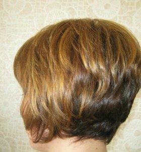Стрижка Окрашивание волос