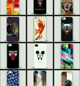 Чехлы iPhone 5 5S