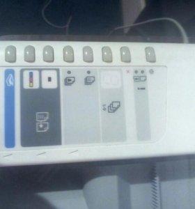 Цветной сканер-принтер.