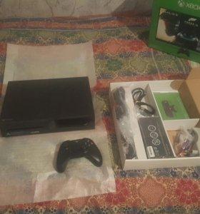 Xbox one 1 террабайт!   ТОРГ.