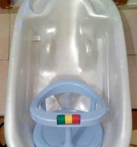 Ванна + стульчик