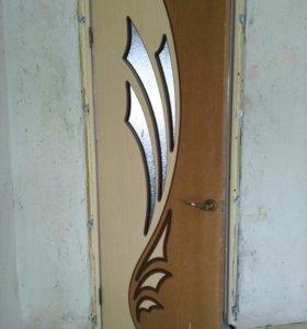 Дверь межкомнатная комплект