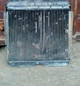 Радиатор на газон