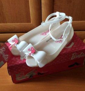 Новые туфли 18 см