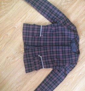 Пиджак дизайнерский