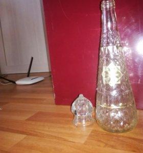Бутылка стекло