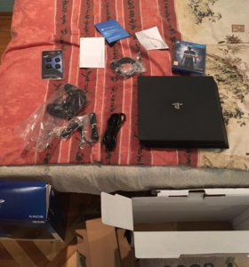 Sony Play Station 4 Pro 1 tb
