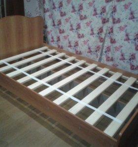 Кровать 2-х спальная 120/200