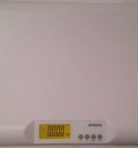 Детские весы maman sbbc 212 до 18кг