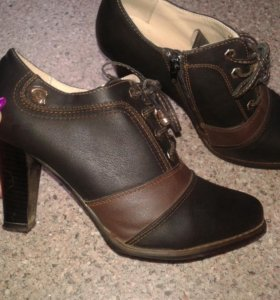 Ботинки, каблук 8см