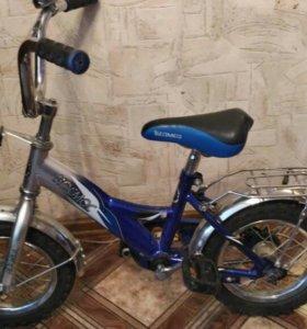 """Детский велосипед """"Космос"""""""