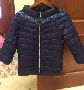 Тонкая лёгкая куртка