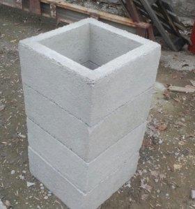 Бетонная опалубка для колонн