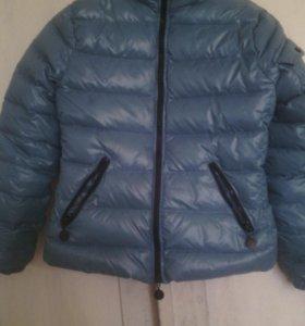 Пуховые куртки MonCler
