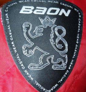 Женский демисезонные плащи Baon красный