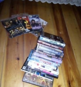 Диски DVD