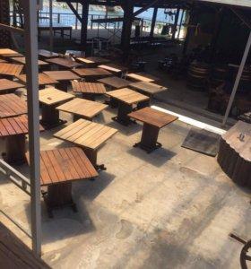 """Дубовые комплекты """"столы и стулья"""""""