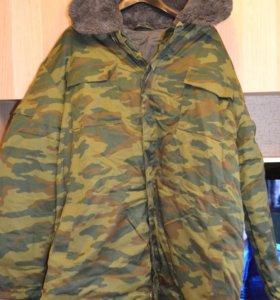 Бушлат и штаны зимний комплект
