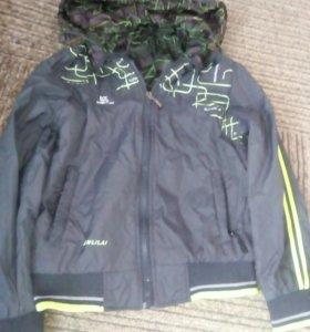 куртки на мальчика 9-11лет