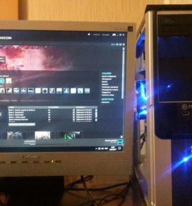 Athlon 750k обмен на ps4