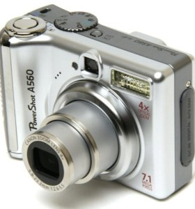 Фотоаппарат Canon 520A - 560A