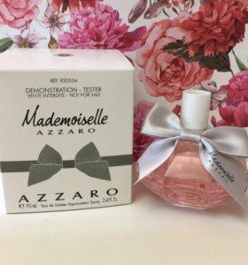 Тестер Mademoiselle Azzaro