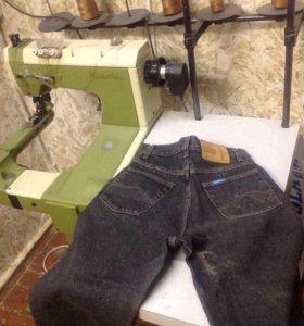 Машинка швейная Римольди для джинсы