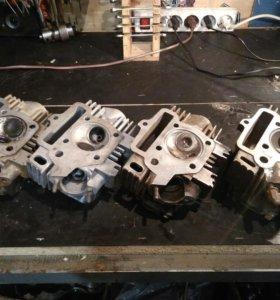 Продам двигатель для питбайка yx140 гбц