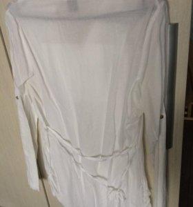 Туника- рубашка для беременных.100 %хлопок