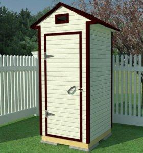 Бытовки,туалеты,дачные дома,бани,пристрои и т.д
