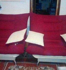 Срочно! Продаются два кресла.
