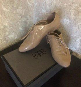 Туфли- ботинки