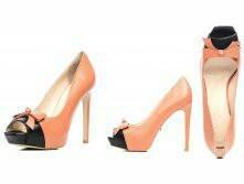 Стильные туфли.