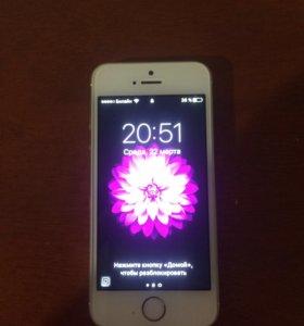 iPhone 📱 5s gold 16gb