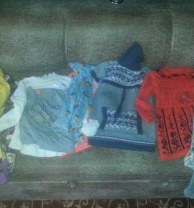 Продам много вещей на девочку