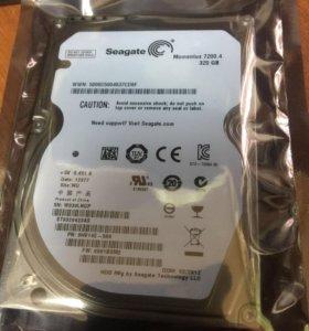 HDD 2.5 Seagate 320 Gb, 7200 об.