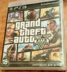 GTA 5 Sony playstation 3