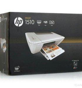 Принтер hp1510