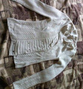 Вязанная кофта