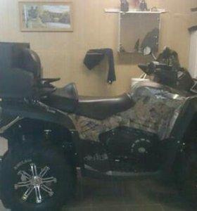 Новый квадроцикл Сф Х8