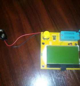 LCR-T3 LCD ESR